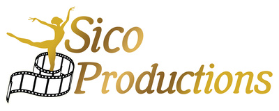 Sico Logo Gold Chrome